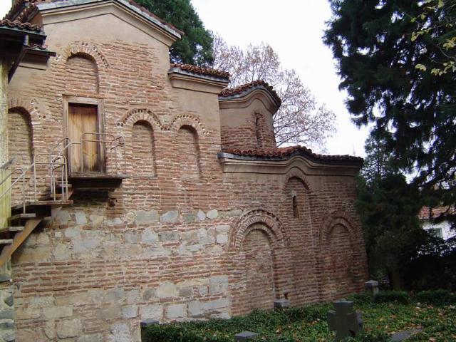 L'Eglise de Boyana
