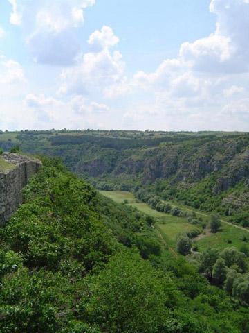 La réserve archéologique Tcherven
