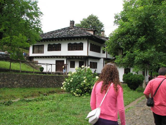 Le musée ethnographique à plein air Etar