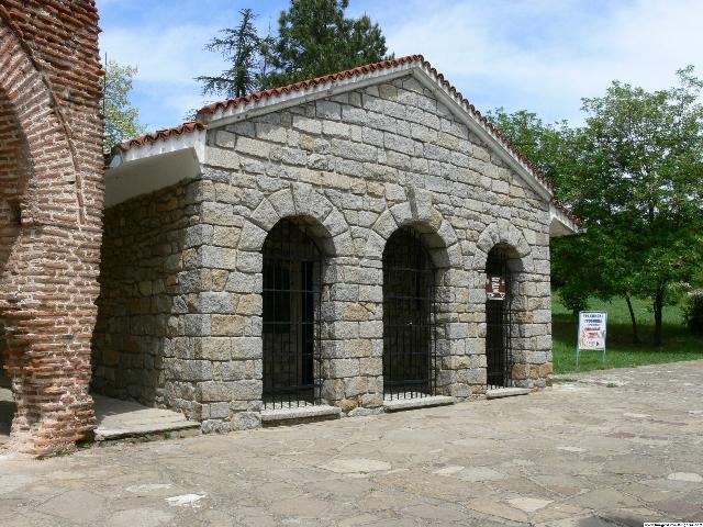 Le sépulcre thrace – Kazanlak