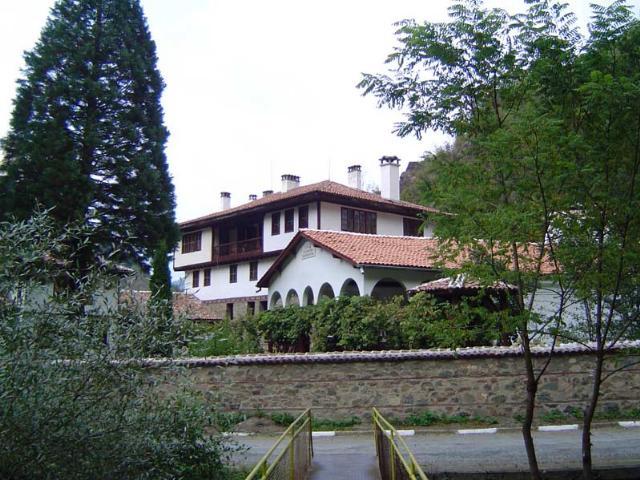 Monastère Les sept autels