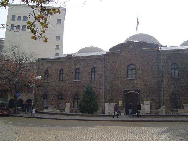 Le musée archéologique – Sofia