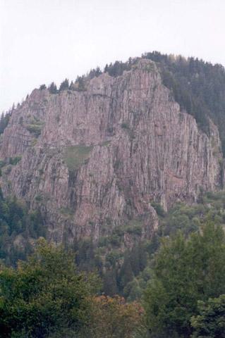 Gorge de Trigrad