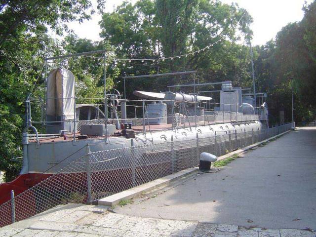 Musée des forces navales – Varna